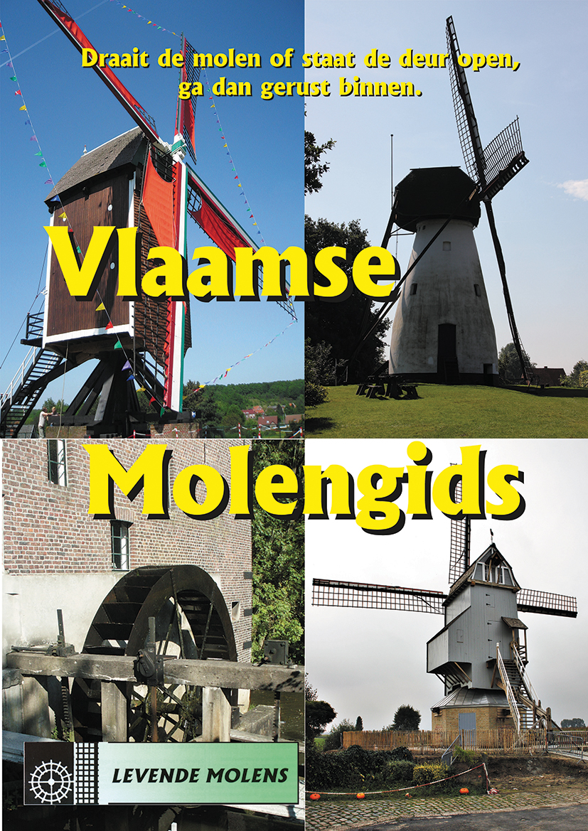 Cover Vlaamse Molengids